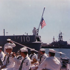 USS Quapaw Decom II @ Port Hueneme | California | United States